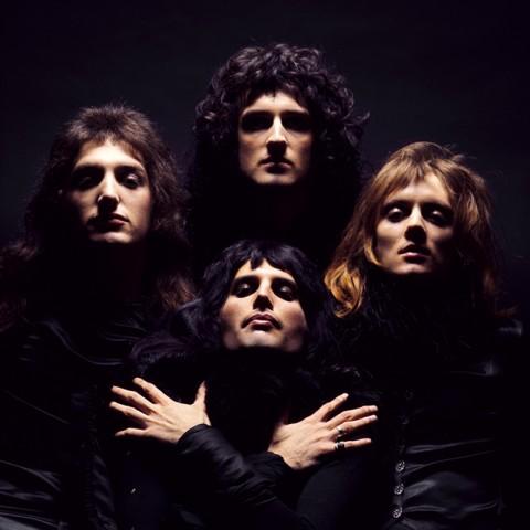 Mick Rock, Queen Album Cover, London 1974 ©Mick Rock