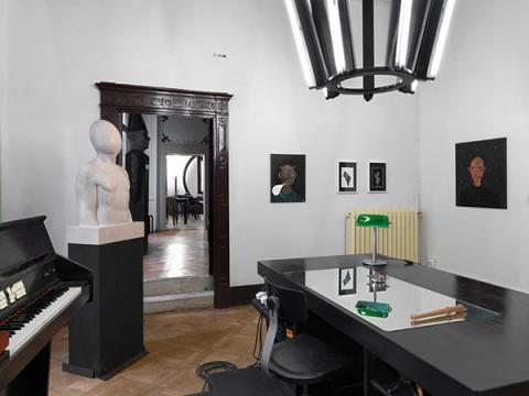 Thomas Zipp a Palazzo Rossini