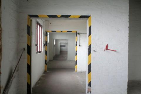 6° Biennale di Praga - spazi interni