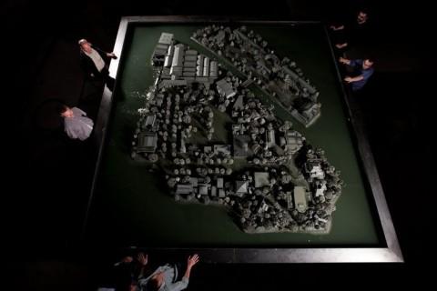 Alfredo Jaar - Padiglione Cile - Biennale di Venezia 2013