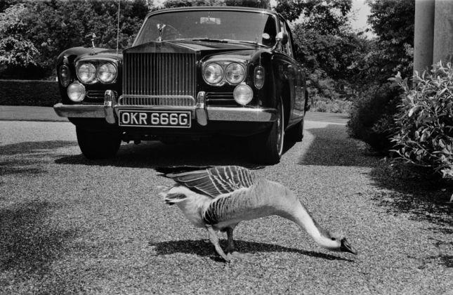 Milton Gendel, Hertfordshire, House Coleshill, 1969