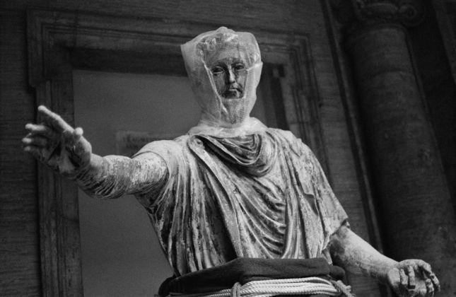 Milton Gendel, Marcus Aurelius, Rome, 1981