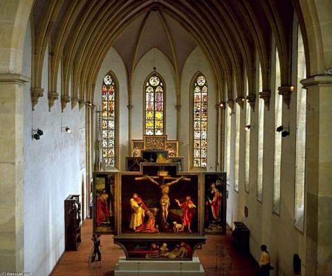 Matthias Grunewald, The Isenheim Altarpiece, 1515 - Musée d'Unterlinden, Colmar
