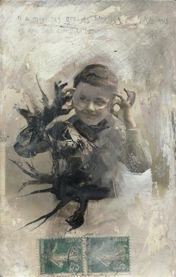 Patrizia Emma Scialpi, The Dead Dears 04, 2011