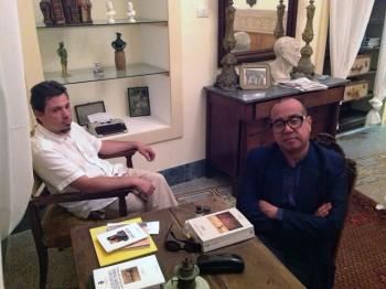 Giacomo Rizzo e Antonio Arevalo
