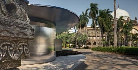 RMA Architects - Visitor Centre at Csmvs - Mumbai