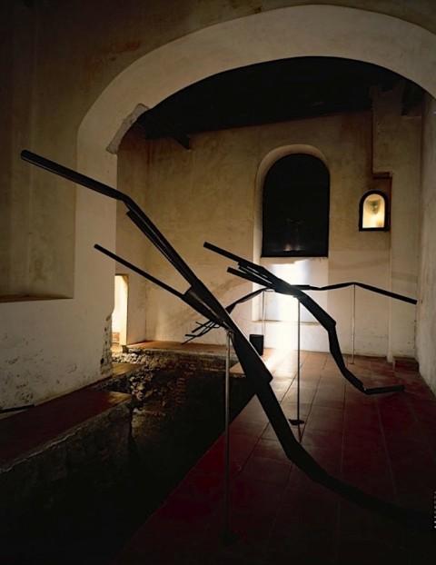 Alfredo Pirri – Senza Titolo (1998) – Fondazione Volume! – Foto Giuffreda:courtesy Fondazione Volume! (Roma)