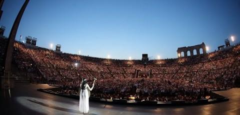Arena di Verona - photo Ennevi