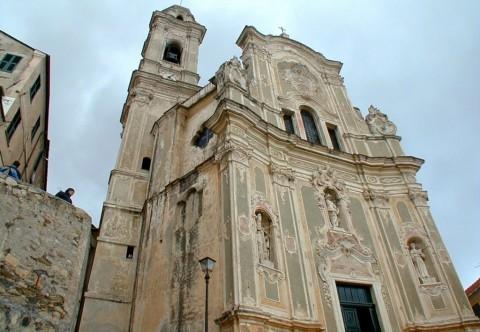 Chiesa dei Corallini, Cervo Ligure - photo Giovanni Mirgovi