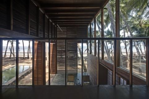 Studio Mumbai, Palmyra House, 2007 - photo Hélène Binet