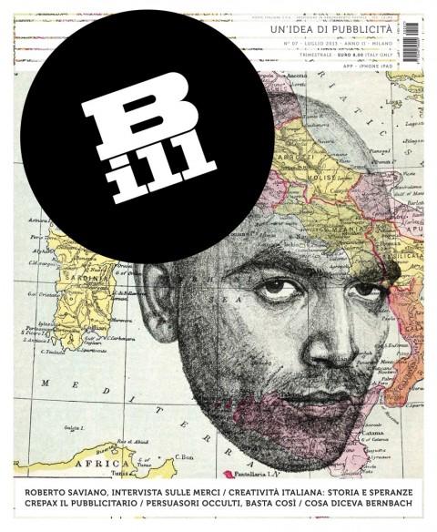 La cover dell'ultimo numero di Bill, diretta da Giuseppe Mazza