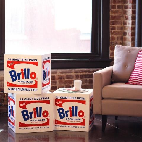 Quinze & Milan - Brillo Box