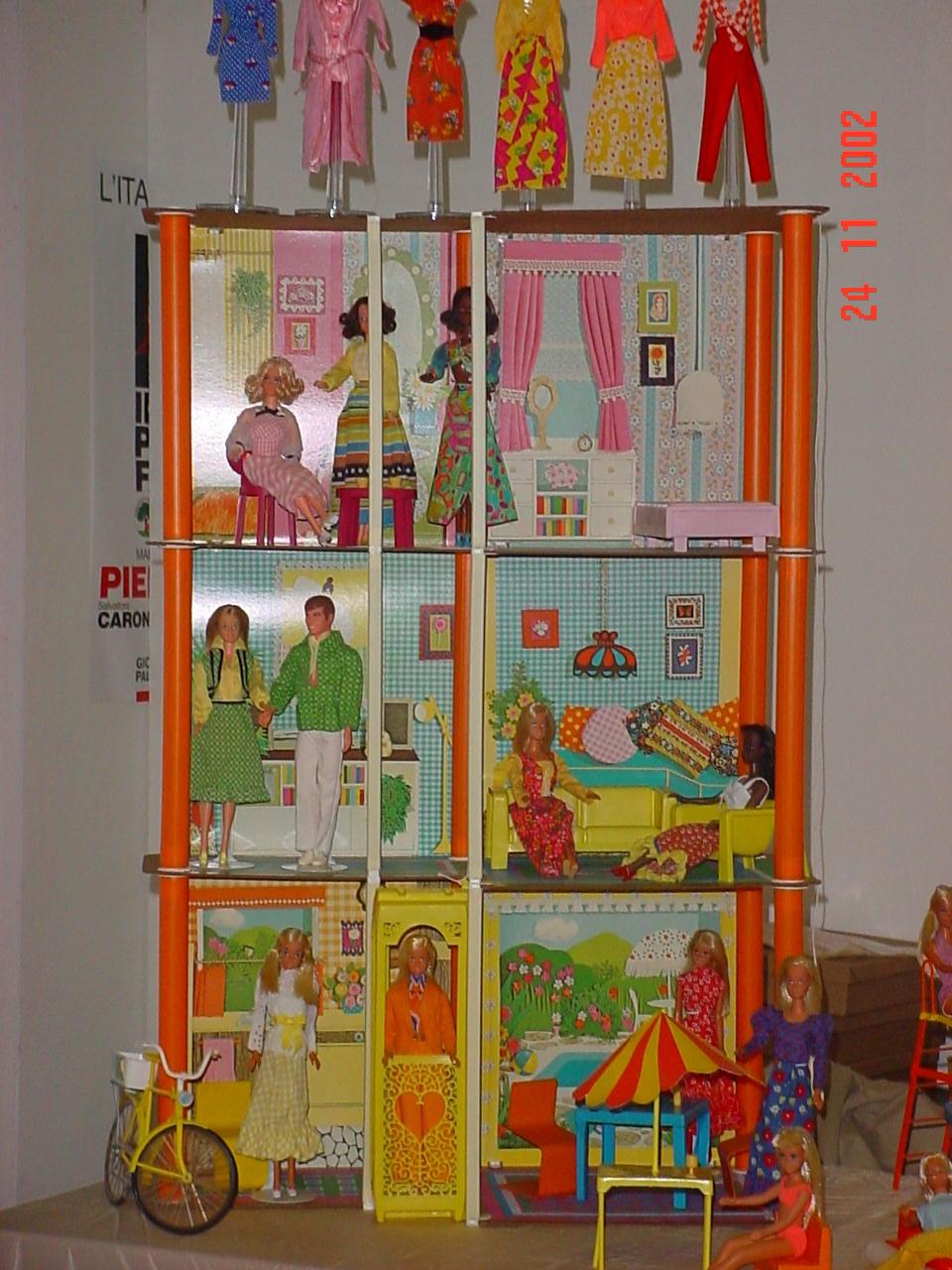 La casa di barbie 1970 artribune for Politecnico di milano design della moda