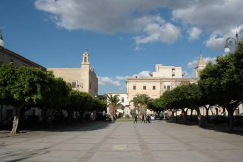 Favara Urban Network - Castello Chiaramonte_Piazza Cavour, Favara - foto Vincenzo Tinaglia
