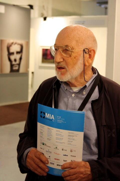 Gianni Berengo Gardin - photo Michela Deponti