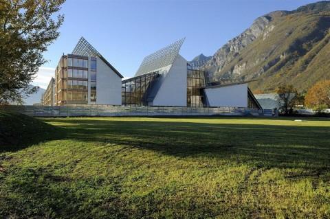Il MUSE di Trento - foto Alessandro Gadotti
