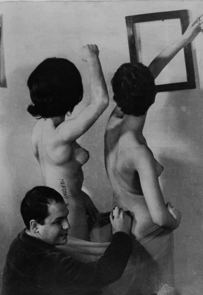 L'arte a sesso unico, II