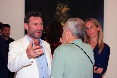 Mat Collishaw a Polignano a Mare - foto di Rocco Pio Schiavone