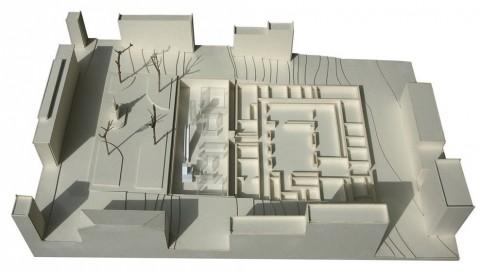 Nicola Di Battista – Museo Archeologico Nazionale di Reggio Calabria (Progetto generale di ampliamento) – Courtesy Studio NDB Roma