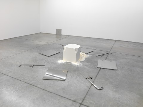Francesco Gennari, La Degenerazione di Parsifal (Natività), 2005-2010 © l'artista, Courtesy Collezione Maramotti, Ph. C. Dario Lasagni