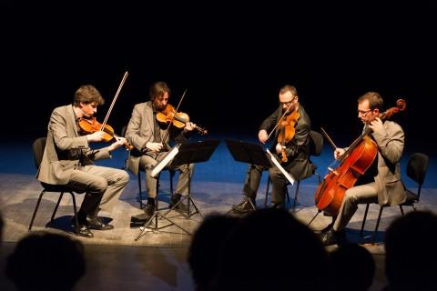 Quatuor Bela, Camp des Milles - Copyright Clement Vial