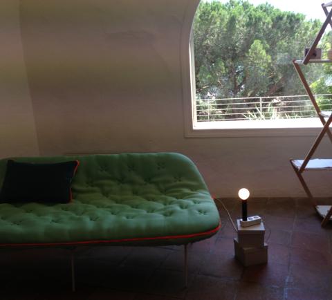Stephanie Hornig @ villa Noailles, Hyères