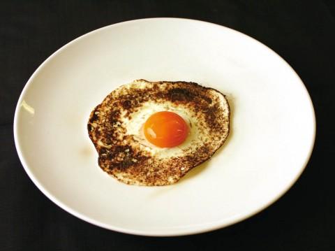 L'Uovo al Burri di Gualtiero Marchesi