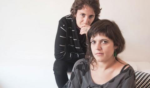 Chiara Capodici e Fiorenza Pinna