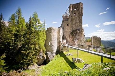 Dolomiti Contemporanee - castello di andraz - foto giacomo de donà