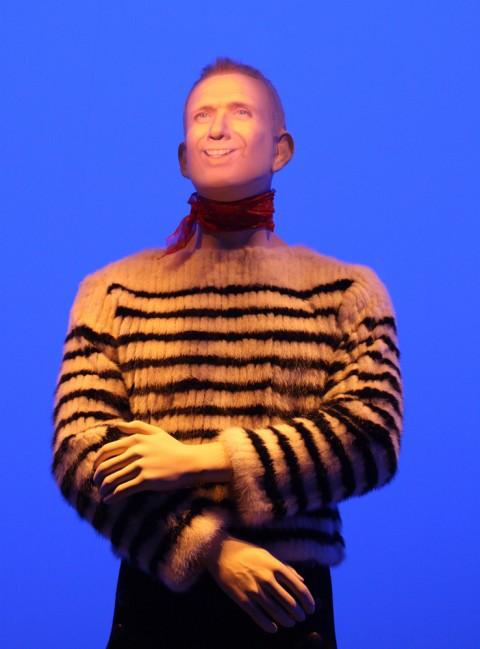 The fashion world of Jean Paul Gaultier - veduta della mostra presso l'Arkitekturmuseet, Stoccolma 2013
