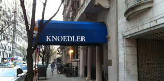 La fu Knoedler Art Gallery di New York
