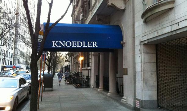 La fu Knoedler Art Gallery di New York