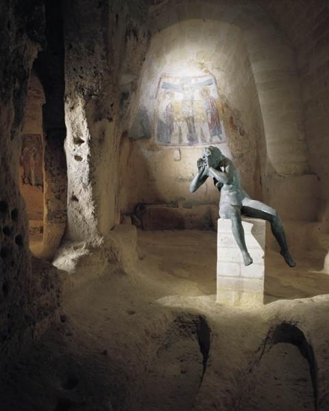 opere nelle chiese rupestri