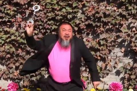 Il Gangnam Style di Ai Weiwei