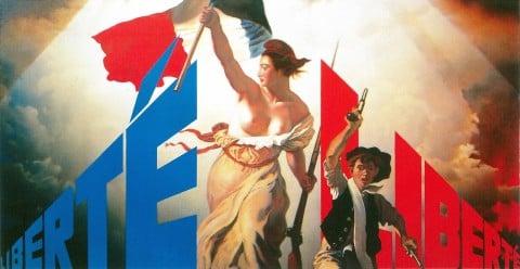 Erik Bulatov, Liberté II, 1991 - Private Collection, Paris