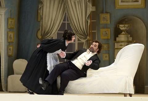 Gioacchino Rossini, L'Occasione fa il Ladro, Rossini Opera Festival 2013 - photo Studio Amati Bacciardi