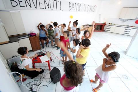 Elisa Fontana, Domini Públic Children Version, Latronico, 2013