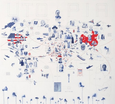 Giuseppe Stampone, Utopia, 2013