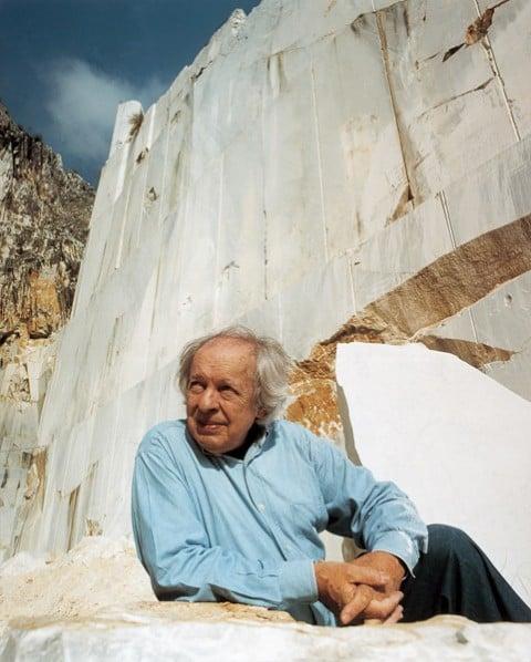 Antoine Poncet alle cave di Marmo, Carrara