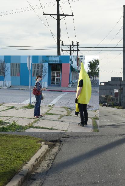 Davide Savorani, Banana Days are Over, 2013