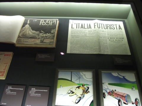 Legami e corrispondenze - Galleria d'Arte Moderna, Roma 2013