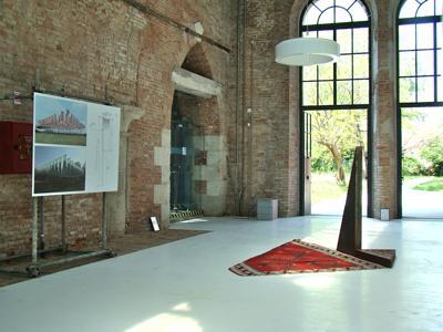 Mostra di Ars Aevi, Arsenale Nord, tesa 105, Venezia 2013