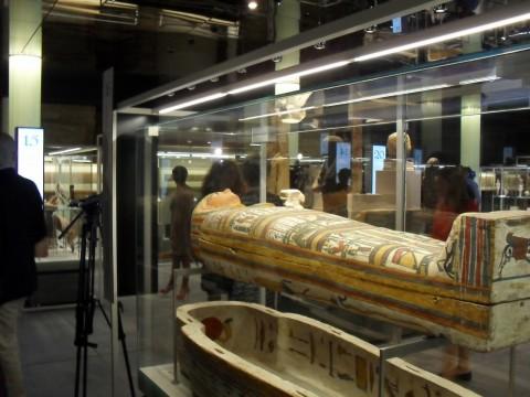 Piano Ipogeo del Museo Egizio di Torino