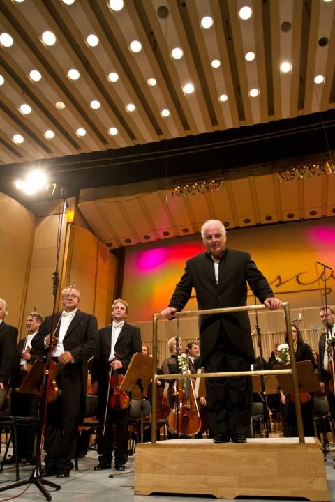 Daniel Barenboim al Festival Enescu