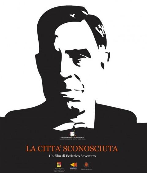 La città sconosciuta, di Federico Sanovitto - locandina