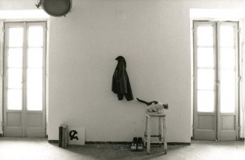 Studio Azzurro - il primo studio, in Via Garibaldi, a Milano