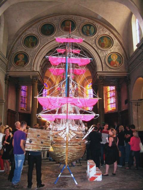 Biennale di Lione 2013 - Tom Sachs