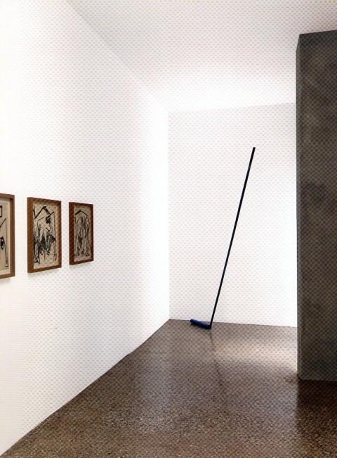 Anthony Caro - veduta della mostra presso il Museo Correr, Venezia 2013
