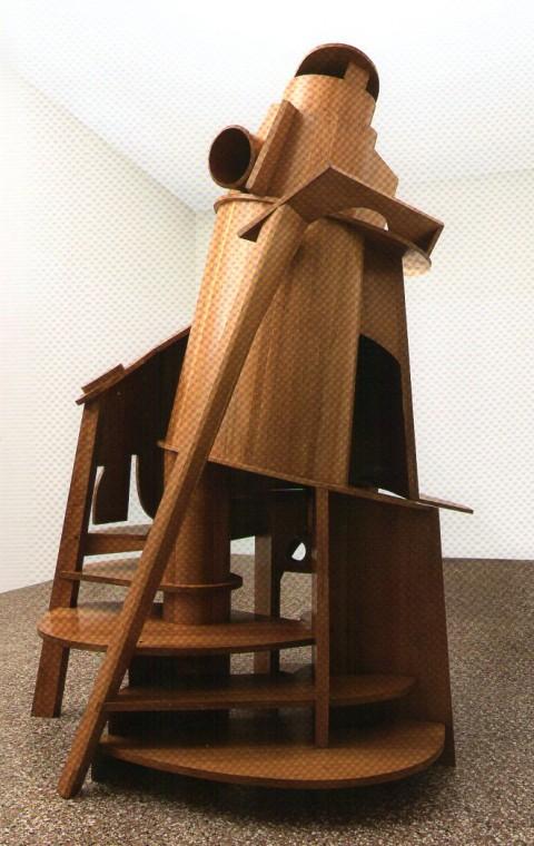 Anthony Caro, Child's Tour Room, 1983-84