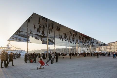 Foster+Partners, New Vieux Port, Marsiglia